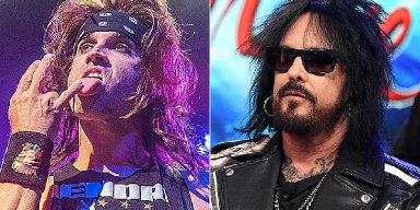 SATCHEL: 'I Still Love MÖTLEY CRÜE Even Though I Think NIKKI SIXX Is A D**k'