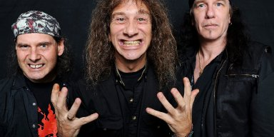 Anvil Will Perform At the First Canadian Metal Streaming Event On July 4, 2020 In Quebec City