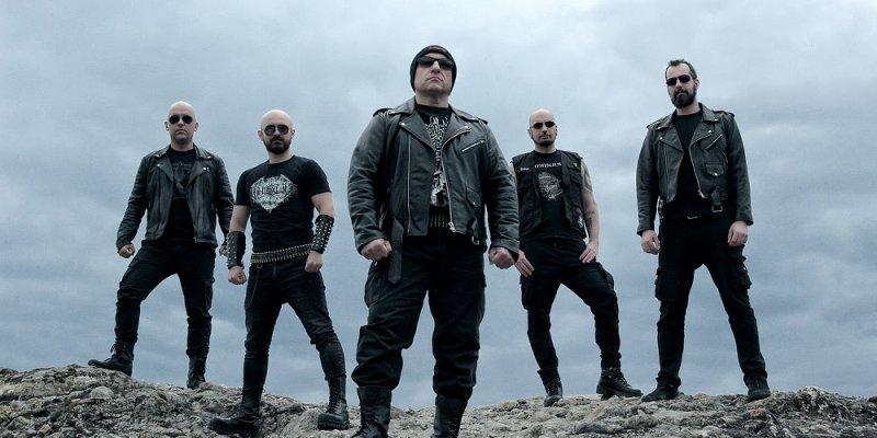 KATAVASIA set release date for new FLOGA album - features members of VARATHRON, HAIL SPIRIT NOIR, AENAON, MELAN SELAS, AGNES VEIN