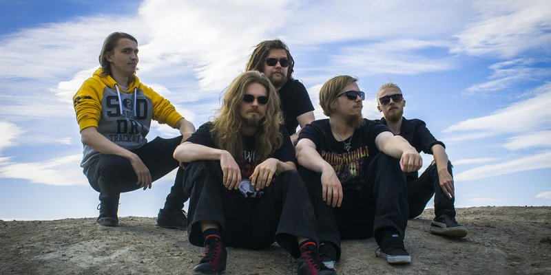 Finnish melodic death metal band Limos released a second single from an upcoming EP!