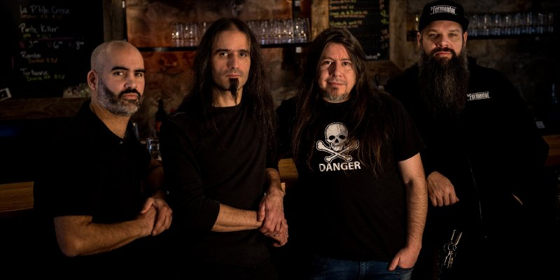 """Out Now! Canadian Thrash Legends ANONYMUS Full Stream of First Spanish Album """"La Bestia"""""""