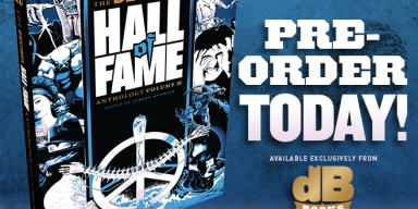 Announcing the Decibel Hall of Fame Anthology: Volume III! Pre-Orders Up Now!