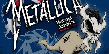 STREAM METALLICA: LIVE IN MELBOURNE FOR FREE TONIGHT AT 5 PM PDT / 8 PM EDT