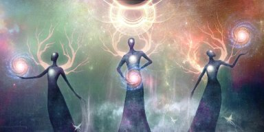 """The Moon And The Nightspirit """"Aether"""""""