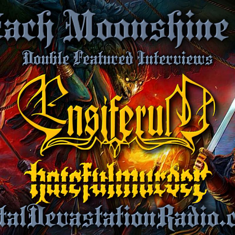 Ensiferum + Hatefulmurder - Double Feature - The Zach Moonshine Show