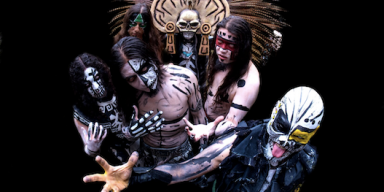 AZTEC FOLK METAL WARRIORS CEMICAN: NEW DIGITAL EP OUT NOW