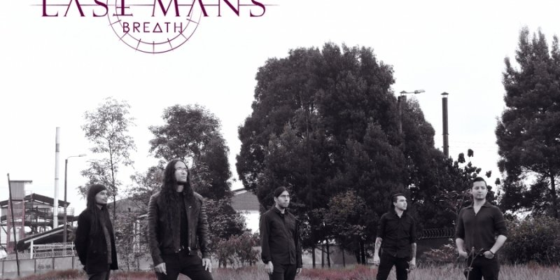 Last Man's Breath release self-tited EP in digipak collector edition