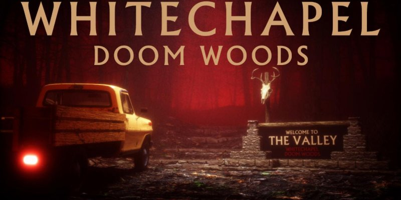 """Whitechapel launches animated video for """"Doom Woods""""; announces rescheduled USA tour dates with As I Lay Dying, Shadow Of Intent"""