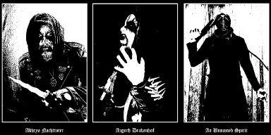 BLACK FUNERAL stream new IRON BONEHEAD album at Black Metal Daily