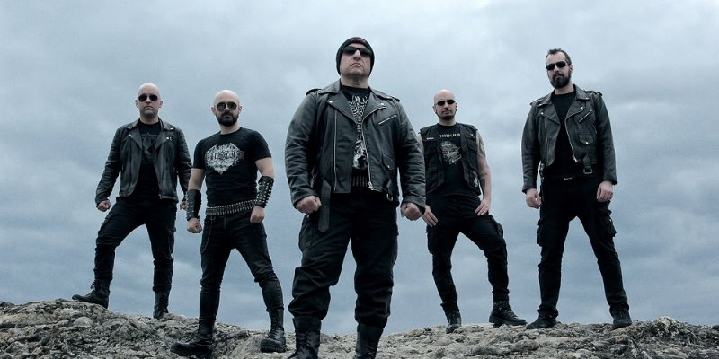 KATAVASIA reveal first track from new FLOGA album - features members of VARATHRON, HAIL SPIRIT NOIR, AENAON, MELAN SELAS, AGNES VEIN