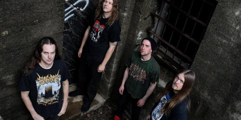 MORTUOUS Releases Limited Vinyl Repress Of Through Wilderness Debut Via Carbonized Records