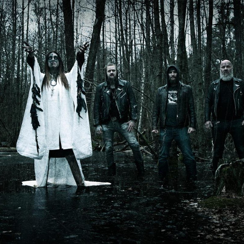 """SERPENT OMEGA: Swedish Doom/Sludge Metal Unit Releases """"Land Of Darkness"""" Video; II Full-Length To See Release Via Icons Creating Evil Art September 4th"""