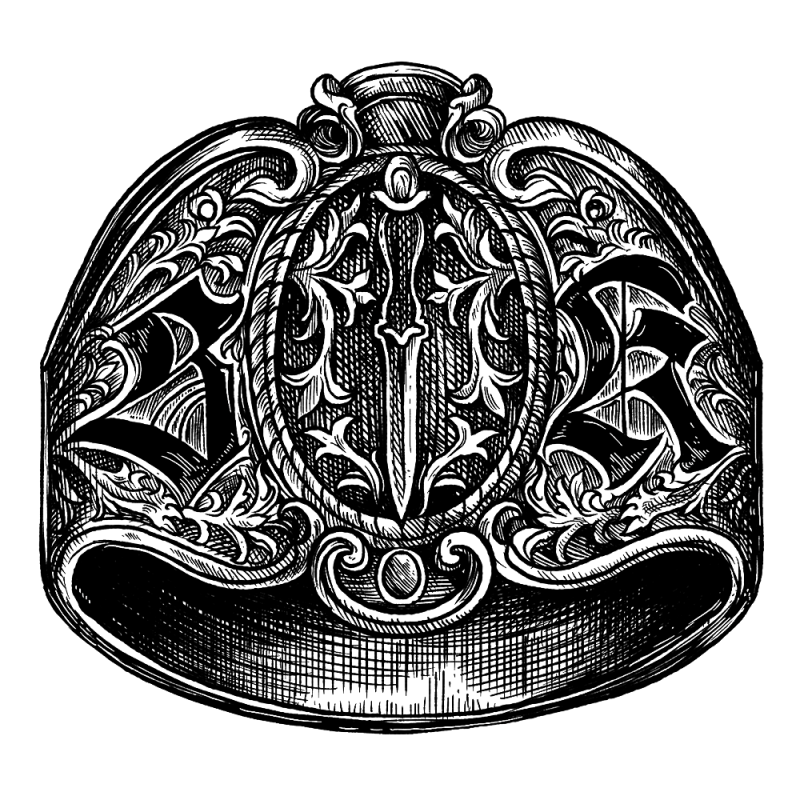 SILVER KNIFE set release date for AMOR FATI debut, reveal first track - features members of CULT OF ERINYES, HYPOTHERMIA, LASTER, NUSQUAMA+++