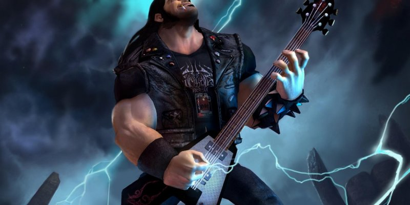 Metal: Hellsinger And Rock's Enduring Relationship With Video Gaming