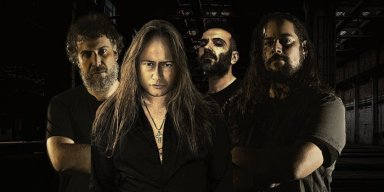 ALBERTO RIGONI Launches New Band NATURAL BORN MACHINE, Feat. PINK CREAM 69 Singer David Readman!