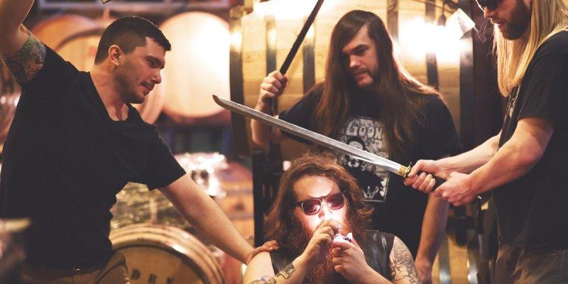 Out Now! Spokane's Sludge Gazers MERLOCK Debut 'that which speaks...' EP Released July 10th!
