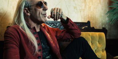 DEE SNIDER 'People All Over The Globe Think DONALD TRUMP Is 'A F**king Joke'