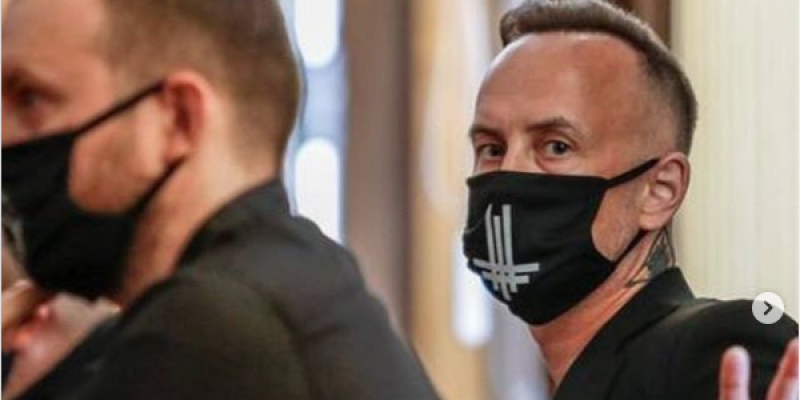 BEHEMOTH Frontman Back In Court For Accusations Of Disrespecting Poland's National Coat Of Arms