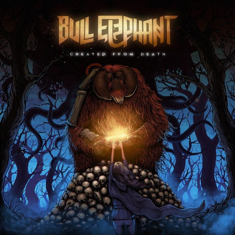 "Anonymous UK Collective BULL ELEPHANT Streaming New Song ""Cult of The Black Sun Nemesis"""