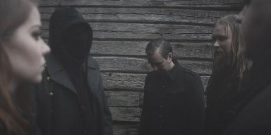 Folk-influenced black metal band Hiidenhauta released a new music video & single from their upcoming third album!