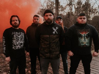 "TERMINAL NATION: Premieres ""Disciple Of Deceit"" Video; Holocene Extinction LP From Arkansas Hardcore Act Nears Release Via 20 Buck Spin"