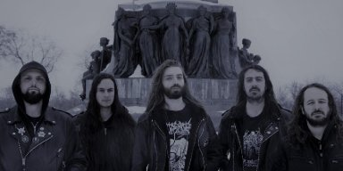 ATRAMENTUS: 20 Buck Spin Issues New Audio Clip From Stygian Debut LP + Preorders Posted; Quebec Funeral Doom Band Features Members Of Chthe'ilist, Funebrarum, Gevurah, More