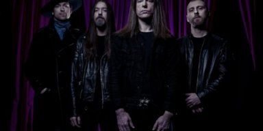 WITH THE DEAD Feat. CATHEDRAL, ELECTRIC WIZARD Members To Release 'Love From With The Dead'