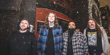 """Montreal's JUNKOWL Shares Drum Playthrough """"Snakecharmer"""" + New Album """"Making Out With My Death"""""""