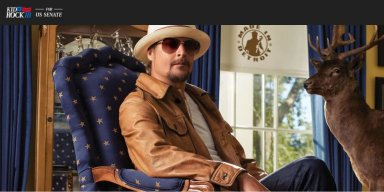 KID ROCK Confirms Senate Run After Being Met With Skepticism