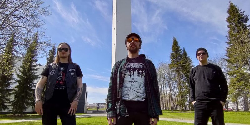 Finnish doom metal band Funeral For Two released a music video from their upcoming EP