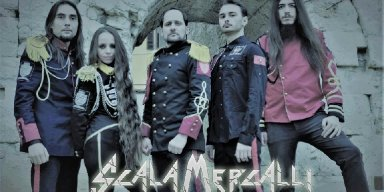 "SCALA MERCALLI Release Lyric Video For ""Honest Brigands""!"