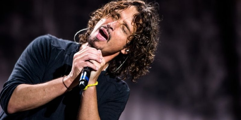 """CHRIS CORNELL – """"Too Much Blood For Hanging!"""""""