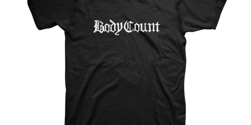 "Get Your Body Count ""No Lives Matter"" Charity T-Shirt"
