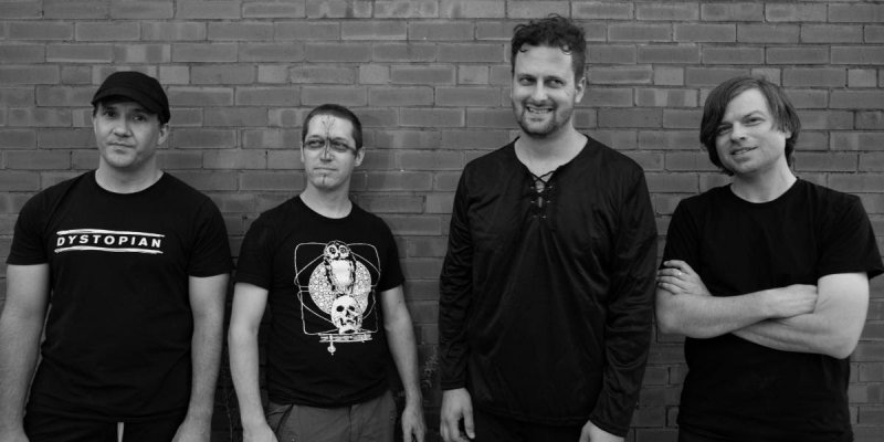 """THEYRGY: New Noise Magazine Premieres """"Walk Away"""" By Chicago Post-Punk Outfit; Exit Strategies Debut EP From Members Of Yakuza, I Klatus, And More Nears Release Via Dead Sage"""