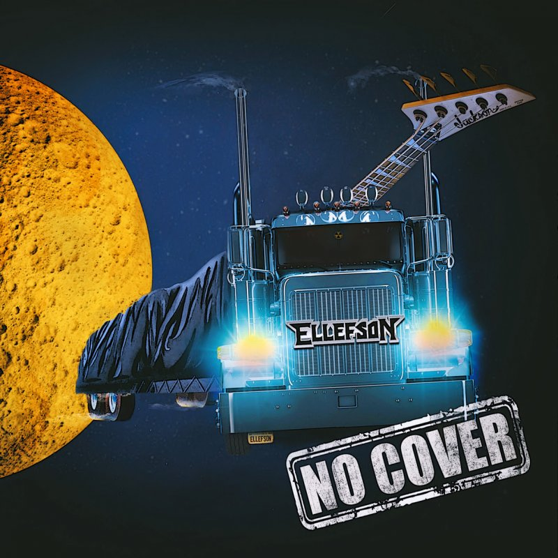 """ELLEFSON, FEATURING MEGADETH BASSIST/CO-FOUNDER DAVID ELLEFSON RELEASE FULL TRACKLISTING FOR COVERS LP 'NO COVER', FEATURING MEMBERS OF ANTHRAX, MEGADETH, SLAYER, MINISTRY, MORE. RELEASE FIRST SINGLE """"WASTED"""", FEATURING FRANK HANNON (TESLA)."""
