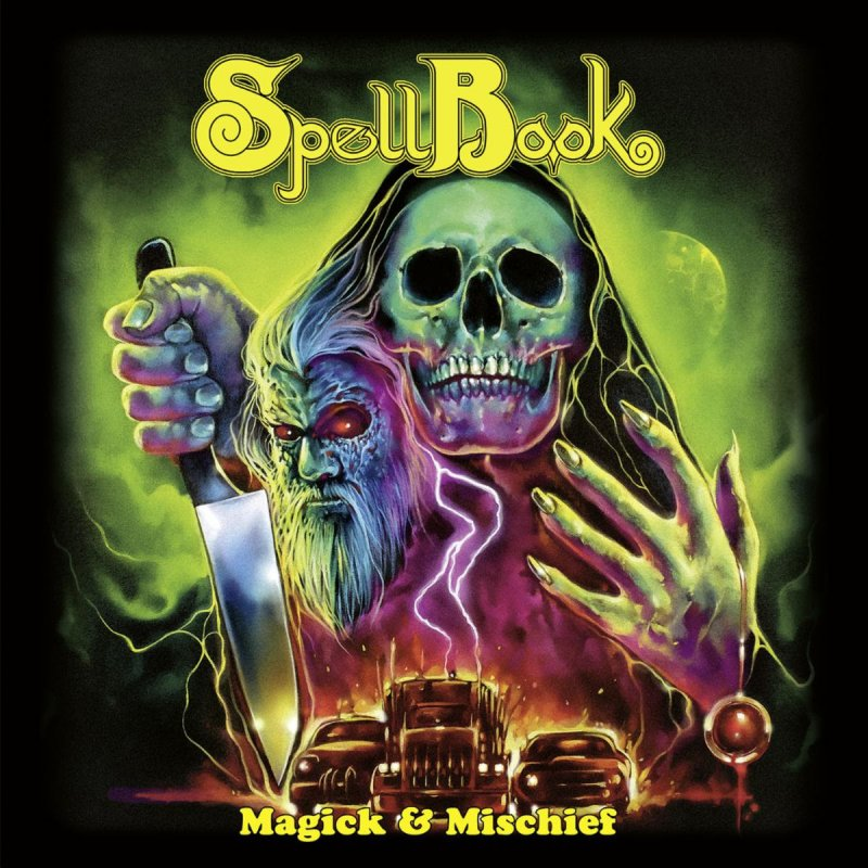 Spellbook - Featured Interview & The Zach Moonshine Show
