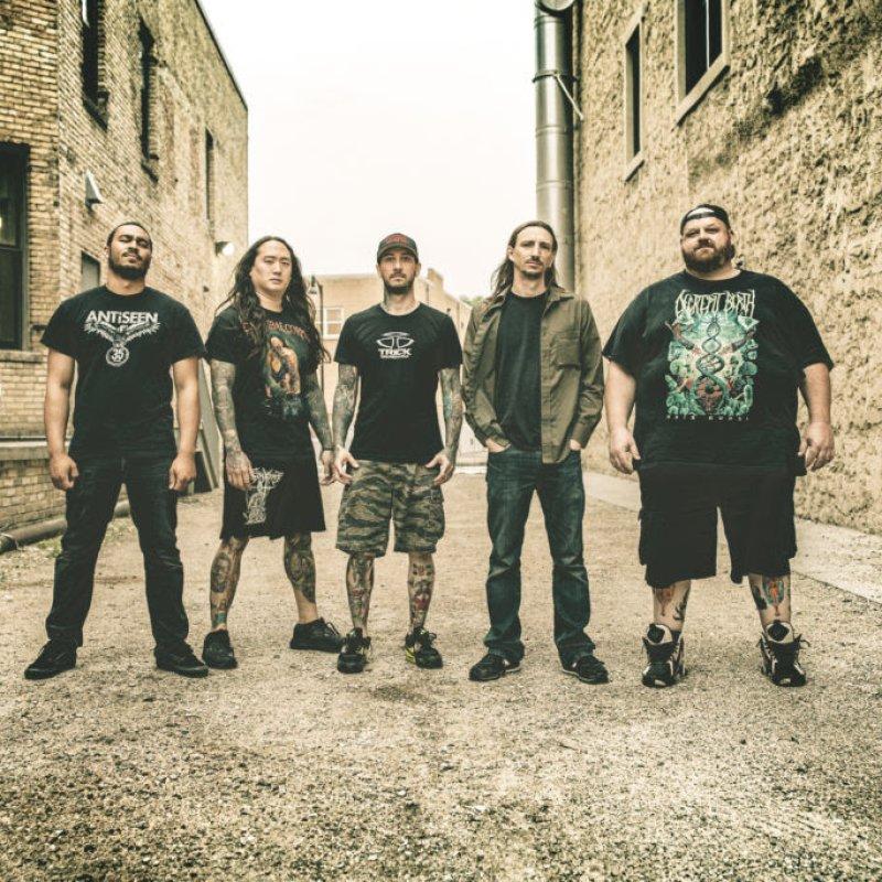 GORGATRON: North Dakota Death Metal/Grind Practitioners Release New Lyric Video As Pathogenic Automation Full-Length Nears Release Via Blood Blast