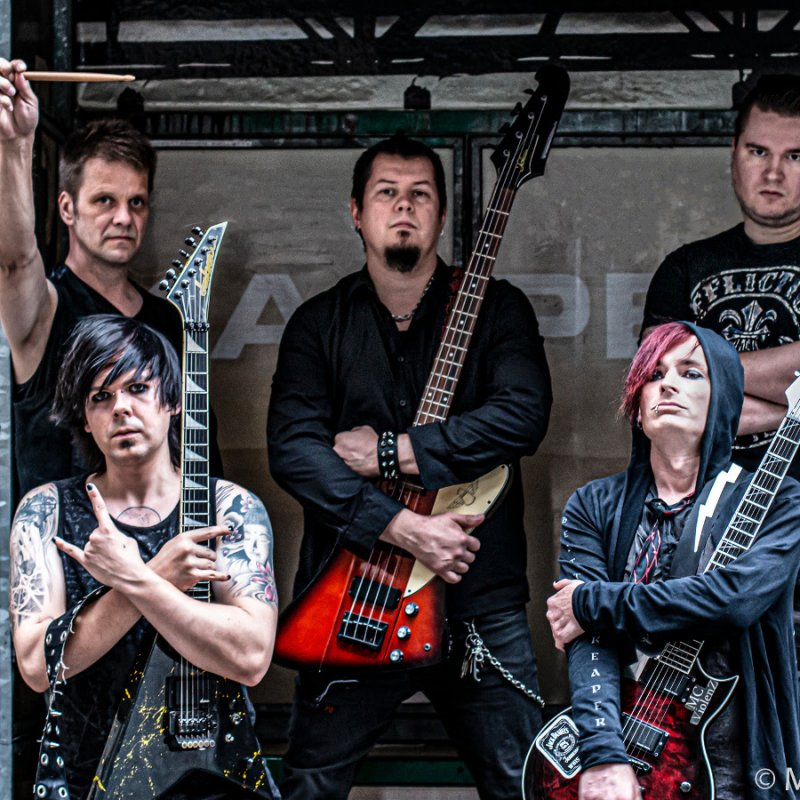 Finnish gothic metal band DOL released a new music video My Juliet