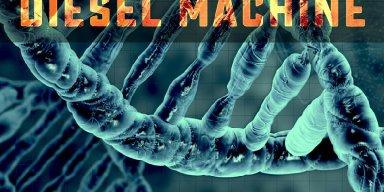 DIESEL MACHINE release 'React' single, post drum playthrough video