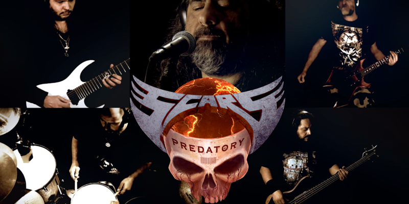 SCARS - New album and music video are officially released