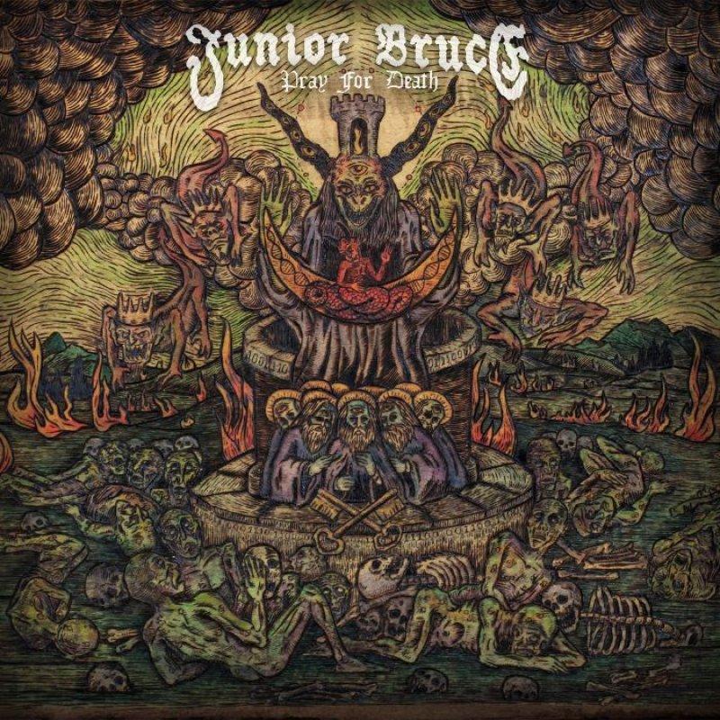 """Junior Bruce release new song """"The Sleeper Awakens"""""""
