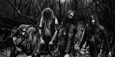 HEXECUTOR premiere new track at NoCleanSinging.com
