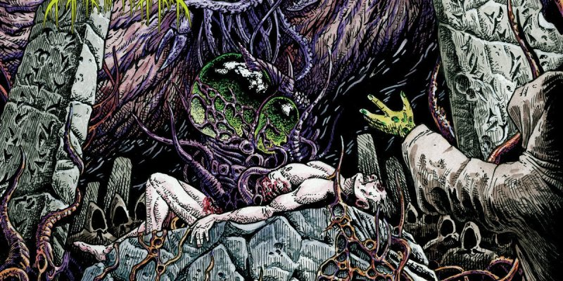 """LA Death Shred BLOODFEAST RITUAL Unleash Lyaric Video """"Eternally Molested By The One Most Foul"""""""