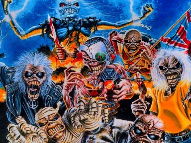 BREAKING NEWS: IRON MAIDEN BOOKS SET IS AVAILABLE