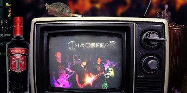 "CHAOSFEAR records killer version of ""The Toxic Waltz"" with Steve 'Zetro' Souza (Exodus)!"