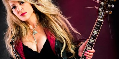 Janet Gardner Releases brand new single Wounded
