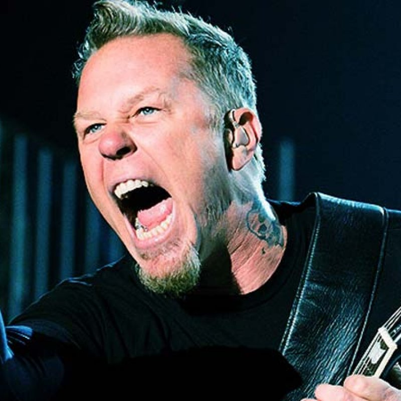 JAMES HETFIELD Slams Jenner Sisters