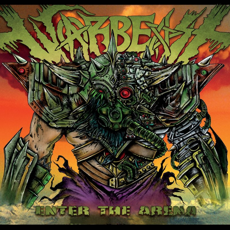 Bruce Corbitt's final performance on stage with Warbeast