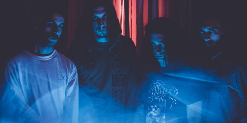 SVNTH: Spring In Blue Full-Length From Italian Post-Black Metal Unit Now Playing At Toilet Ov Hell; Record To See Release Friday Via Transcending Records