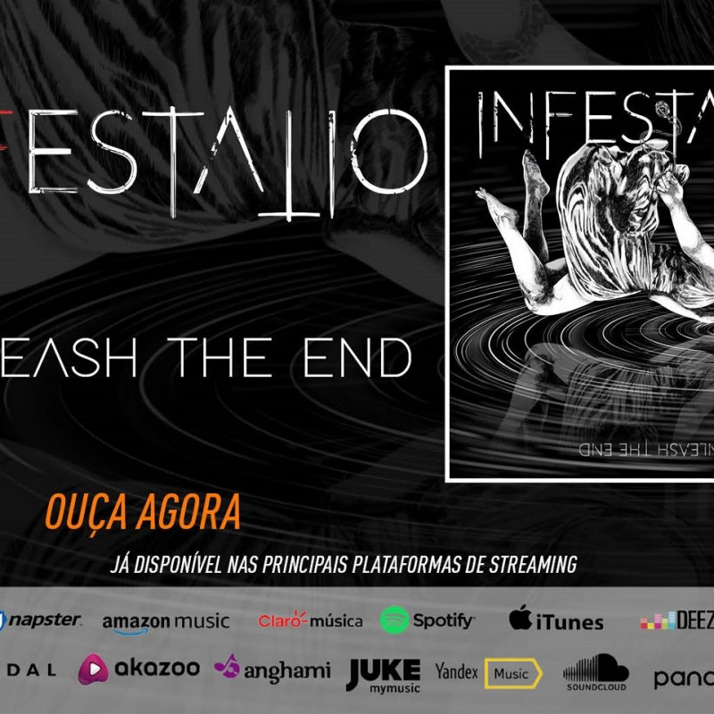 "INFESTATIO: Band releases debut album ""Unleash The End"", listen now!"